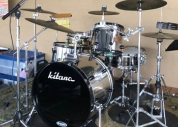 キタノ(kitano):ドラムセット