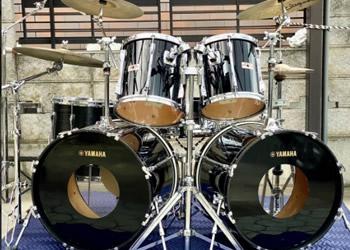 ヤマハ(YAMAHA)ツーバス・ドラムセット YD-6000