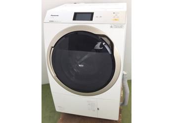 TOSHIBA(東芝):2018年製 ドラム式洗濯機(12kg) TW-127X7L