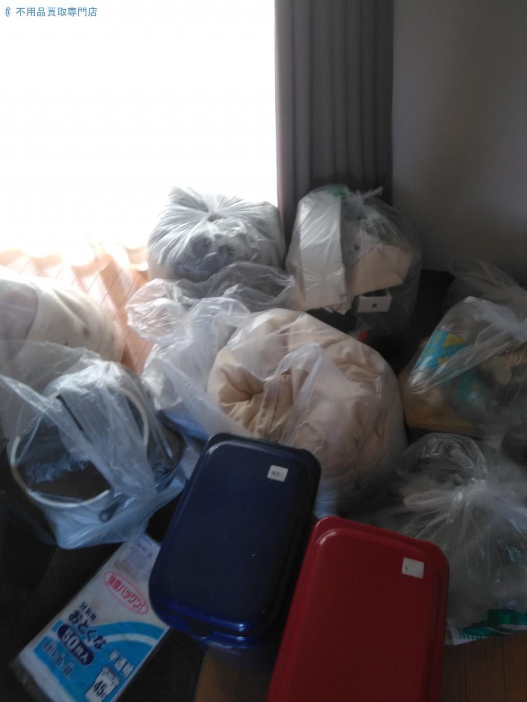 【徳島市昭和町】大型電化製品や布団などの処分と回収・お客様の声