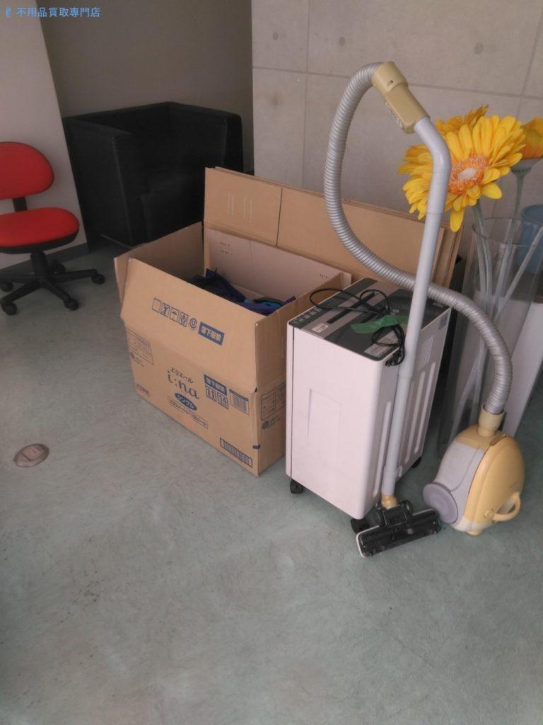 【徳島市かちどき橋】オフィス家具の処分と回収・お客様の声