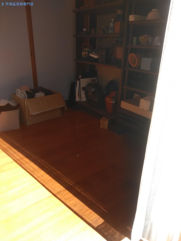【阿南市山口町】ソファや棚などの大型家具の処分と回収・お客様の声