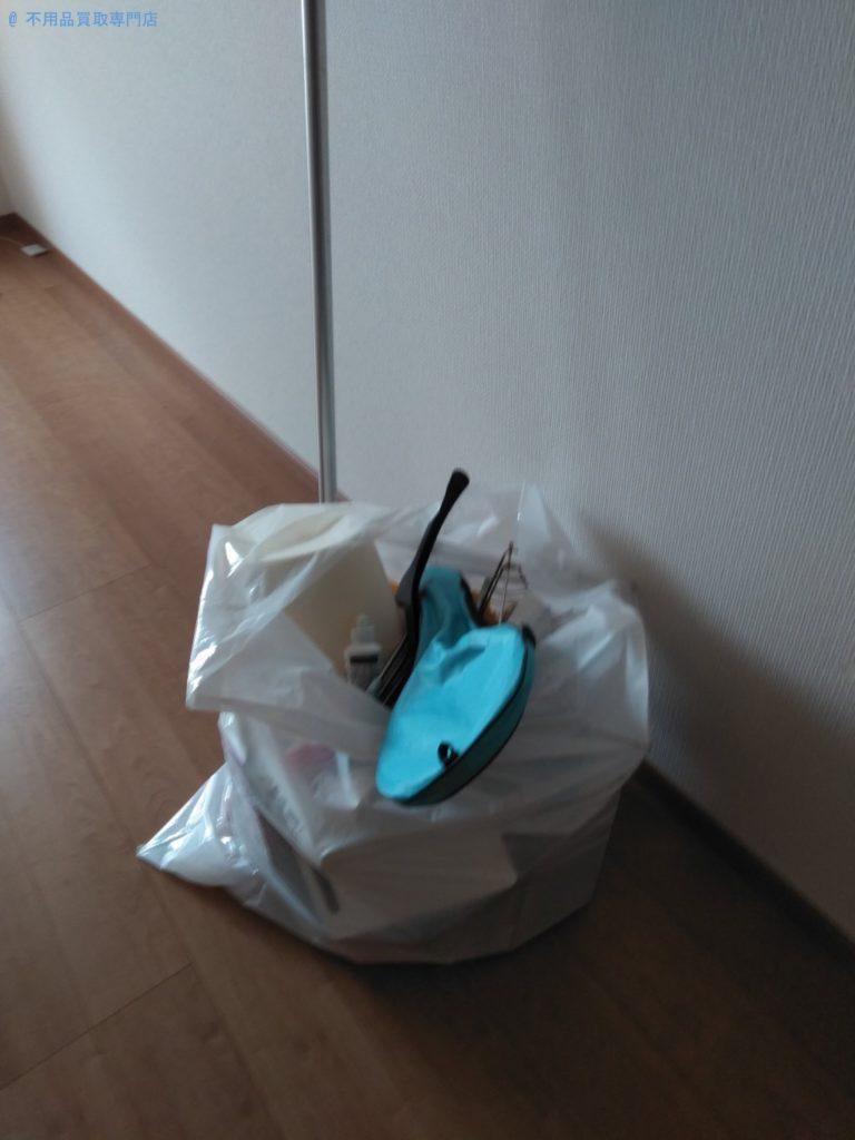【板野郡藍住町】ベッドや日用品などの処分と回収・お客様の声