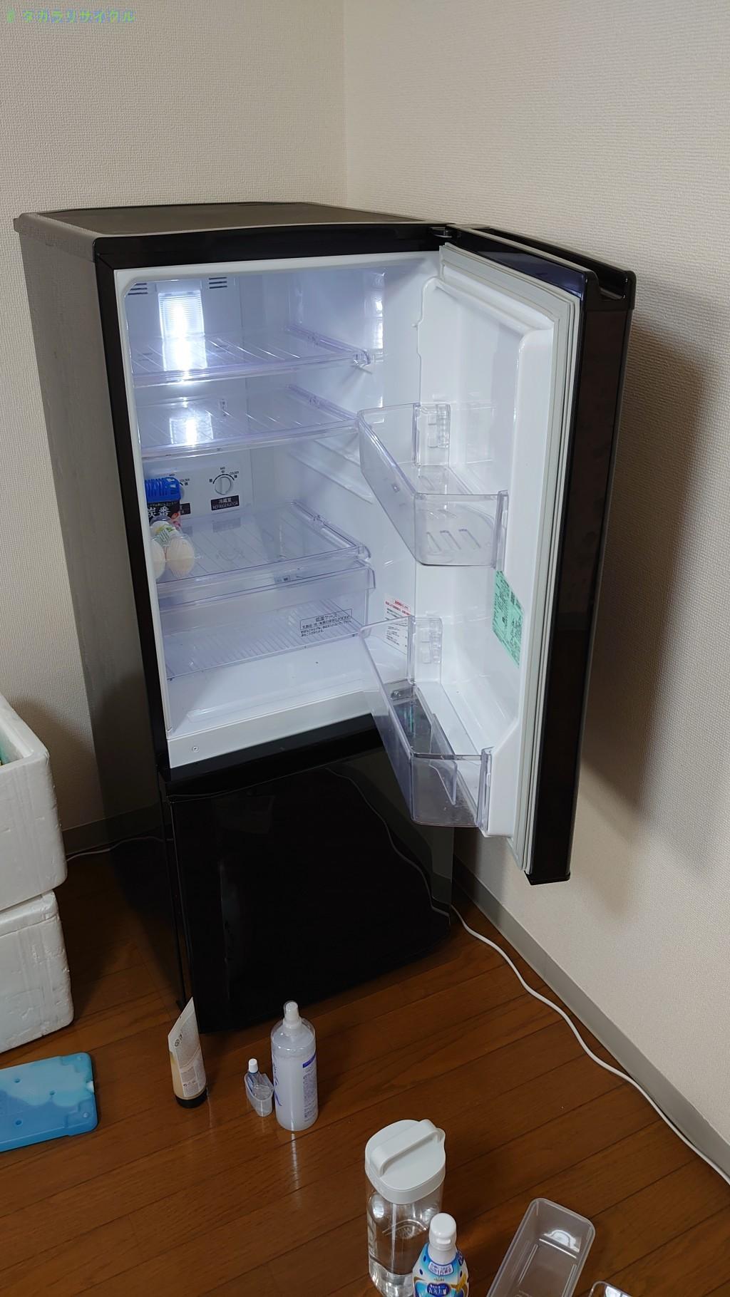 【小松島市小松島町】冷蔵庫の買取・回収のご依頼者さま