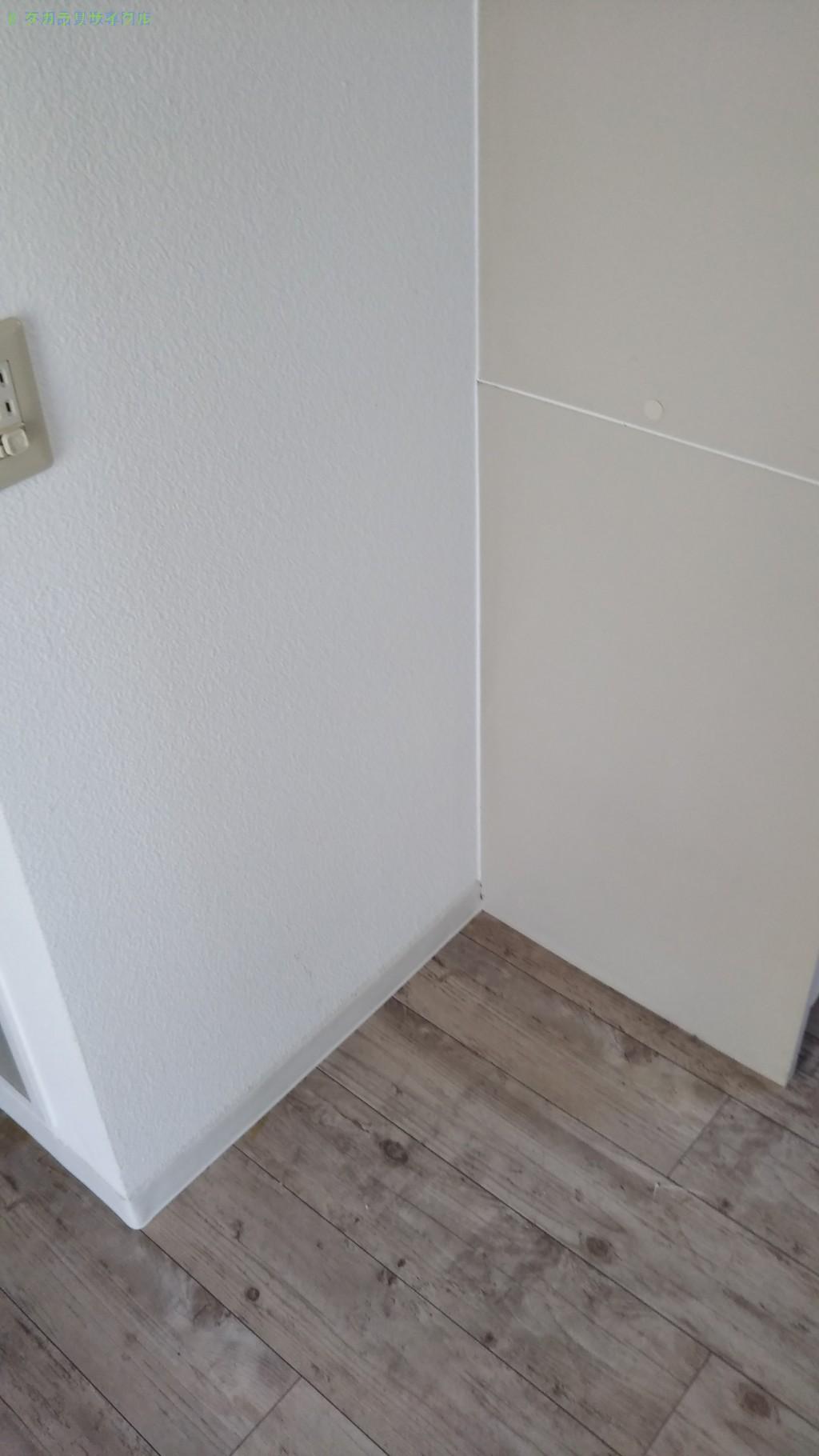 【徳島市山城西】冷蔵庫・電子レンジの処分・回収のご依頼者さま