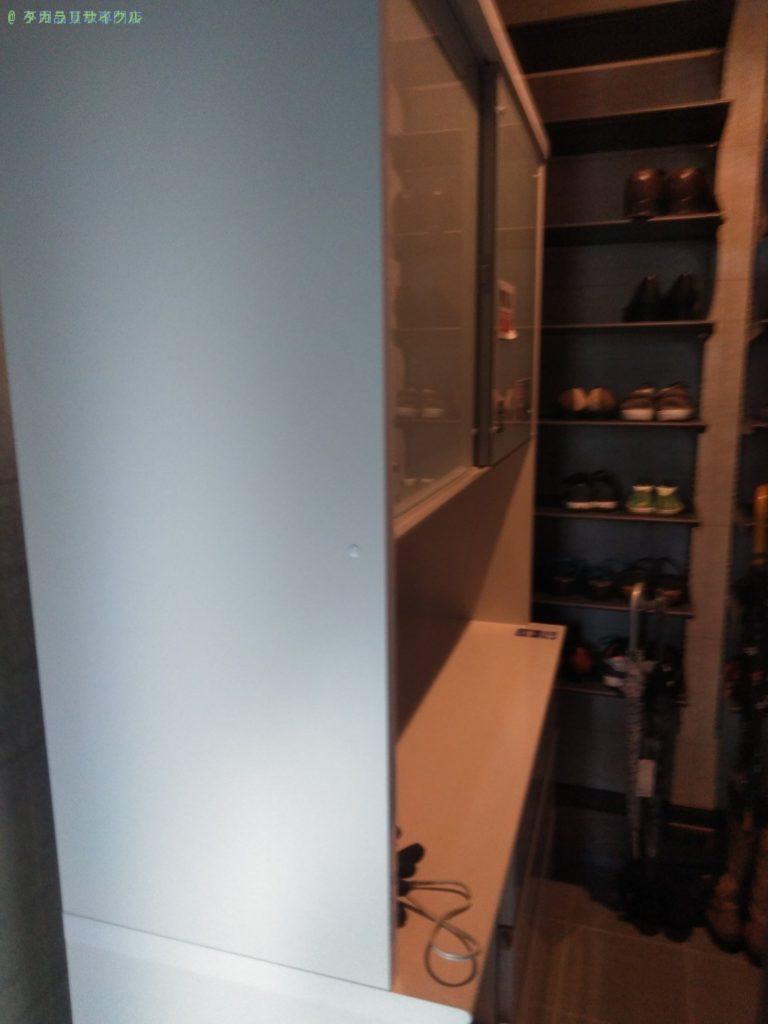 【板野郡藍住町徳命】キッチンボードの処分・回収のご依頼者さま